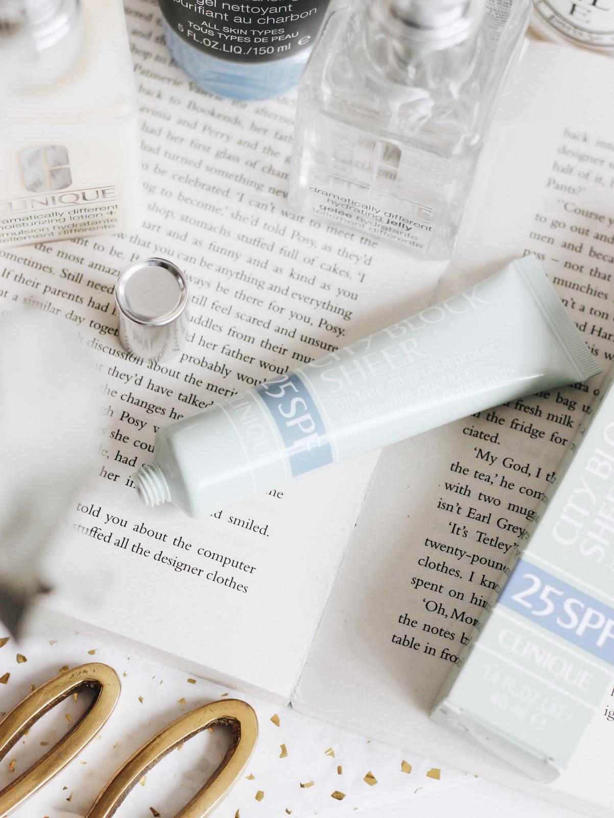 Clinique Anti Pollution Skincare