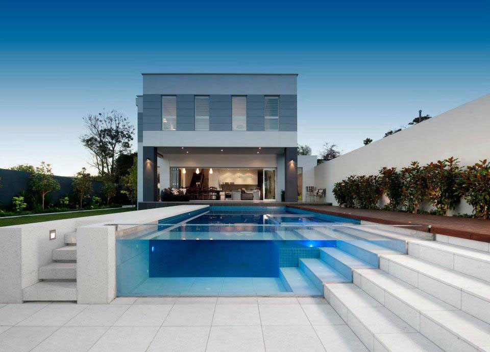 swimming pools to dive for amazing pool landscape designs by oftb - Amazing Swimming Pool Designs