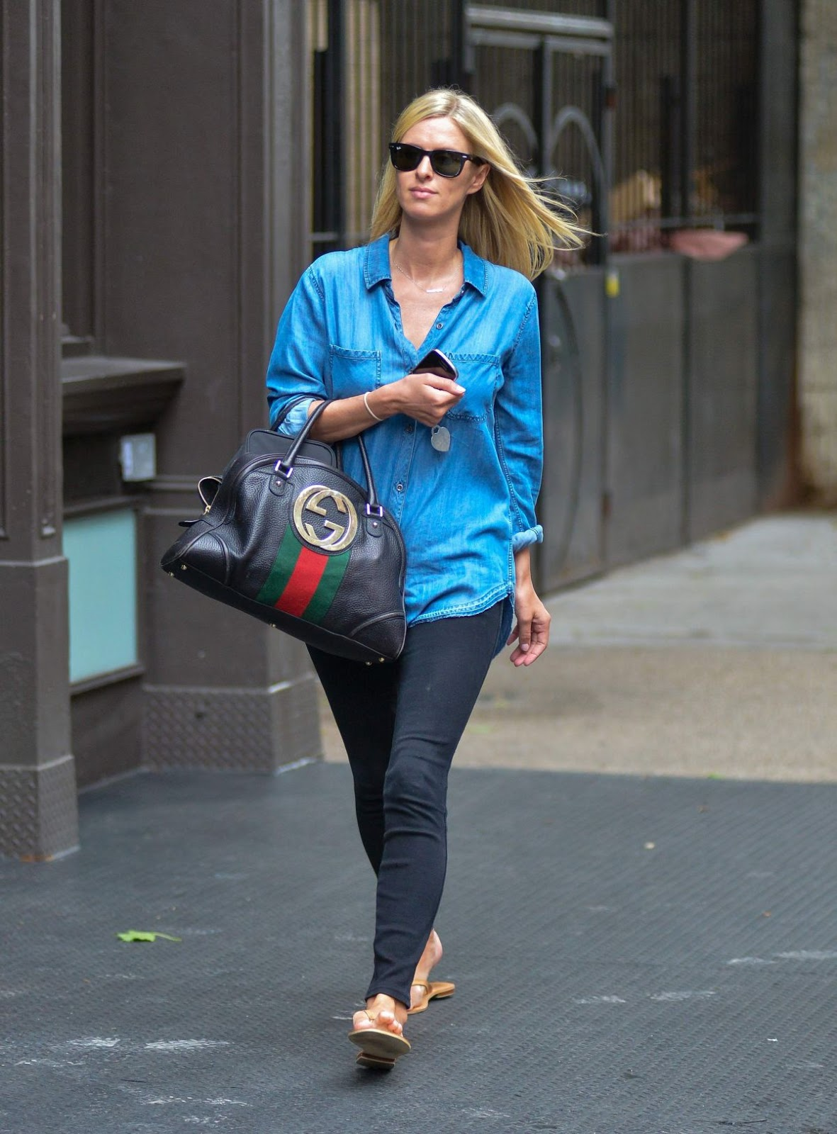HD Photos of Nicky Hilton Out In New York