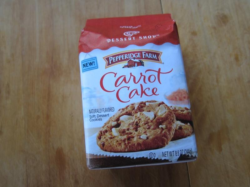 Pepperidge Farm Carrot Cake