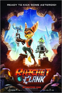 Heróis da Galáxia – Ratchet and Clank