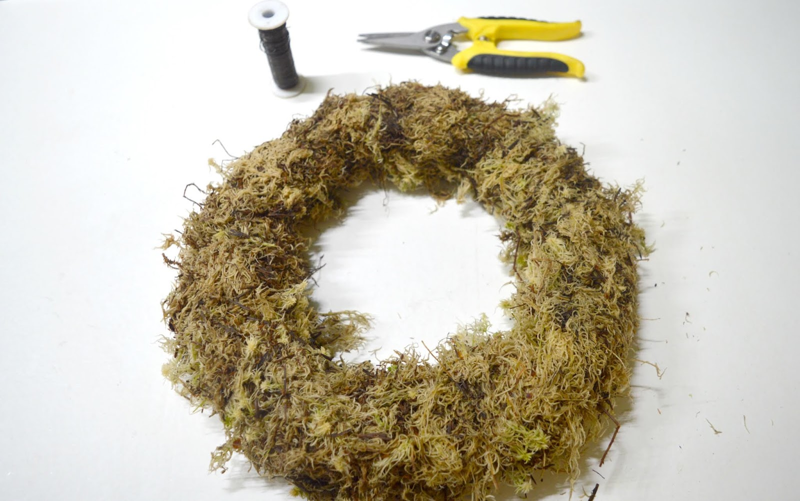 Christmas Wreath Making Workshop - House of Botanics Stack Newcastle