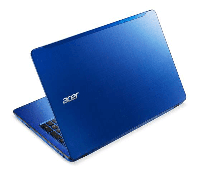 Acer Aspire F series in blue