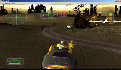 Download Game Vigilante 8 PS1 ISO