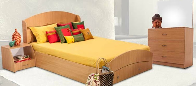 4 SMART AND STRIKING BEDROOM FURNITURE DESIGNS | GingerSnaps