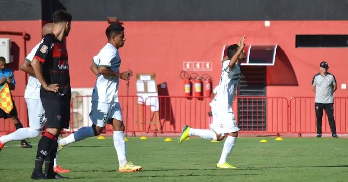 Vitória perde de 2x0 no Barradão e dá adeus ao Campeonato Baiano