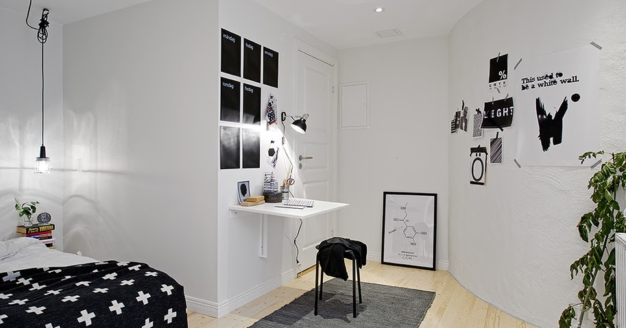 la maison d 39 anna g noir blanc. Black Bedroom Furniture Sets. Home Design Ideas