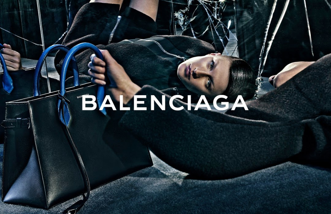 Gisele Bundchen Stars in Balenciaga's Fall/Winter 14-15 Ad Campaign!
