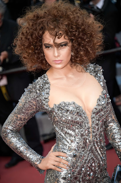 Kangana Ranaut – 'Ash Is The Purest White' Premiere at 2018 Cannes Film Festival