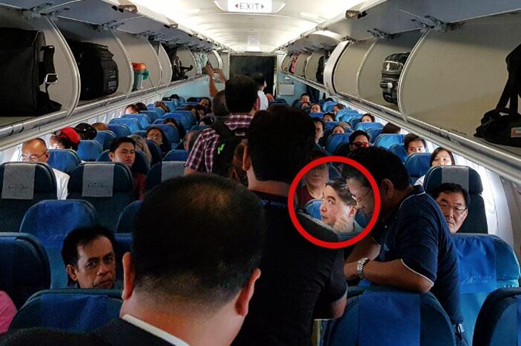 Cebu Pacific President Flies Philippine Airlines