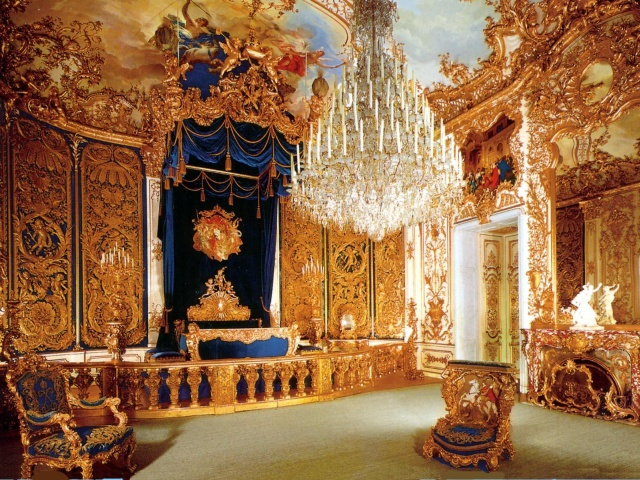Palaces Bavarian Castles And