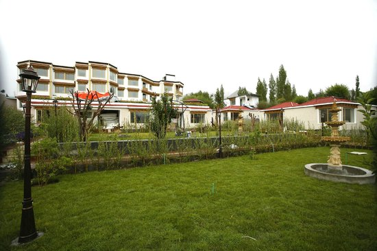 The Zen Hotel Ladakh, Jammu & Kashmir is one of the most preferred accommodations.