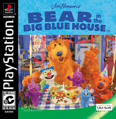 descargar bear in the big blue house psx mega