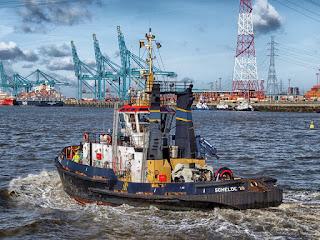 Vlaanderen gaat drones inzetten bij inspectie havendammen