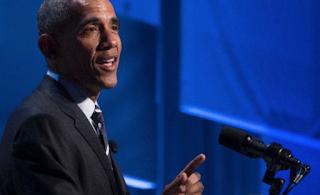 Obama Decries 'Wild West' Media Landscape
