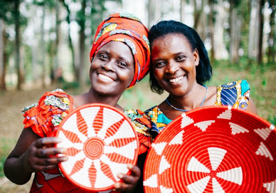 Help Support Change With Rwanda Path To Peace Baskets From Macy's! #Path2Peace