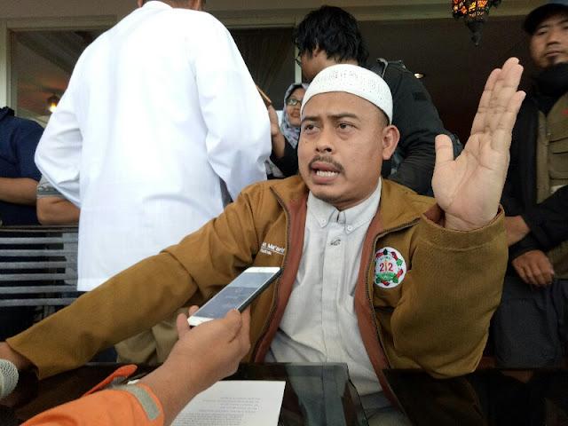 Soal Ketua PA 212 Slamet Maarif Sebagai Tersangka, Bawaslu Bantah Pilih Kasih ke Jokowi