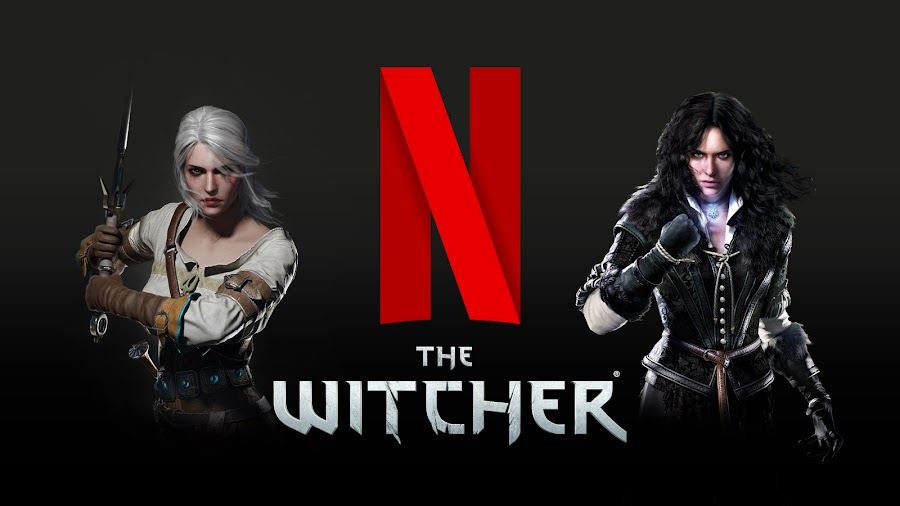 netflix the witcher ciri yennefer cast