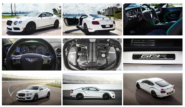 Bentley, Bentley Continental