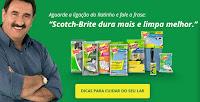Promoção Ligação Premiada Ratinho Scotch-Brite www.promoligacaopremiada.com.br