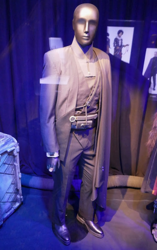 Dryden Vos costume Solo Star Wars