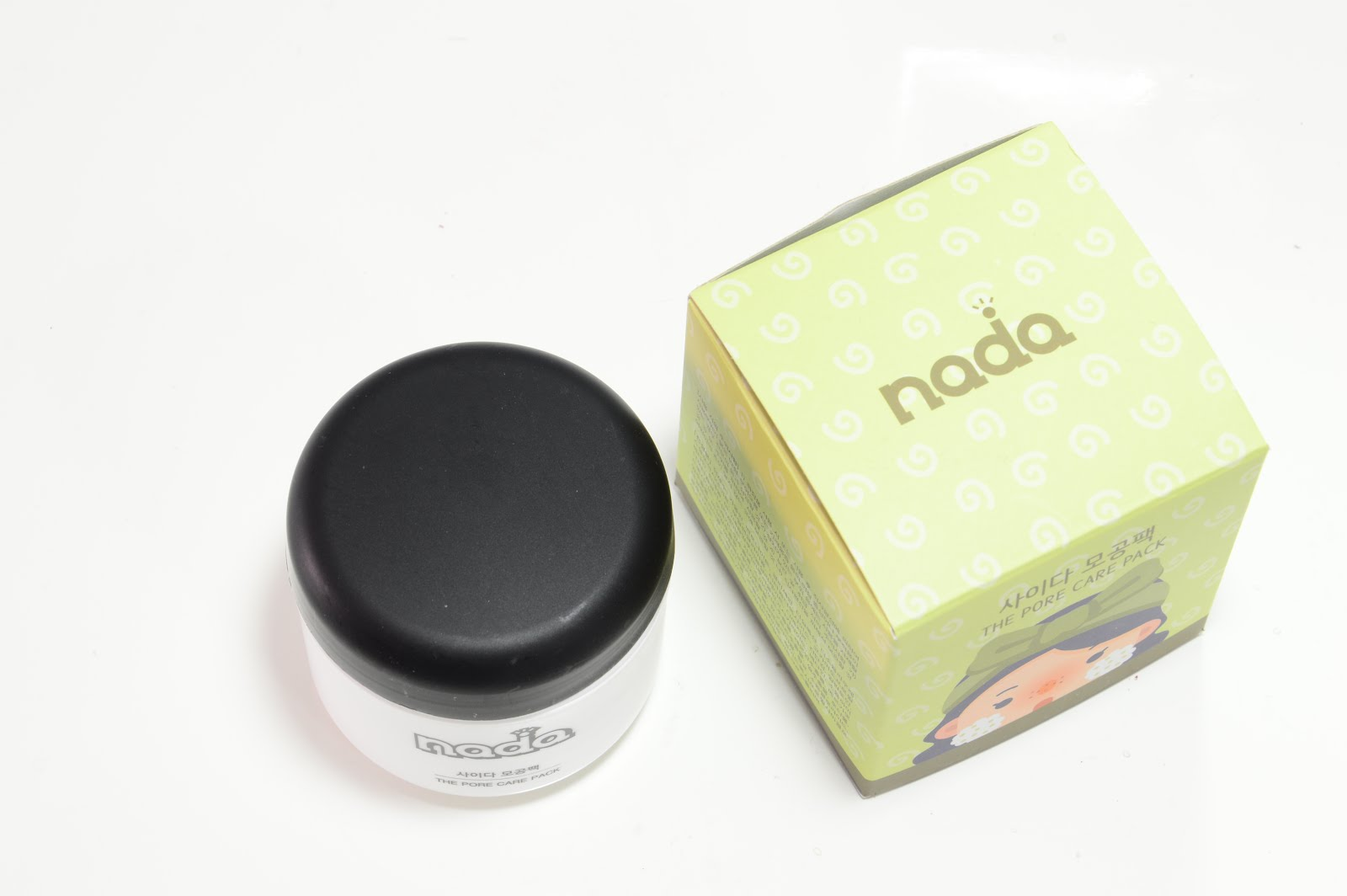 nada soda pore care pack review