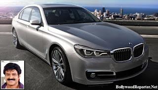 Bala Krishna - BMW 7 Series