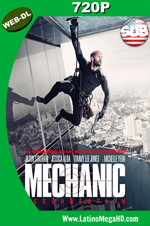 Mechanic: Resurrection (2016) Subtitulado HD Web-Dl 720p ()