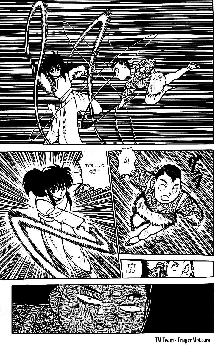 Hành trình của Uduchi chap 081: chiếc hộp kỳ bí! trang 8
