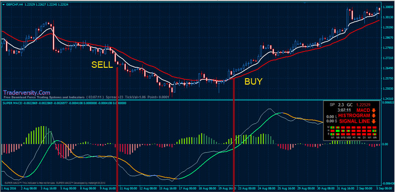 Forex-MACD-BUY-SELL