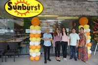 Sunburst Fried Chicken, Sunburst Ayala Terraces, Bastian Seno, fried chicken, Fried Chicken Skin,