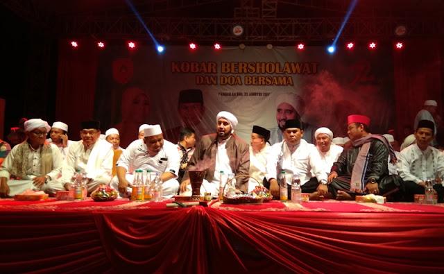 Habib Syech: Pancasila Wajib Kita Jaga