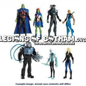 Young Justice Mr. Freeze and Black Manta Figures Coming ...