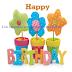 Σου εύχομαι ευτυχισμένα γενέθλια.