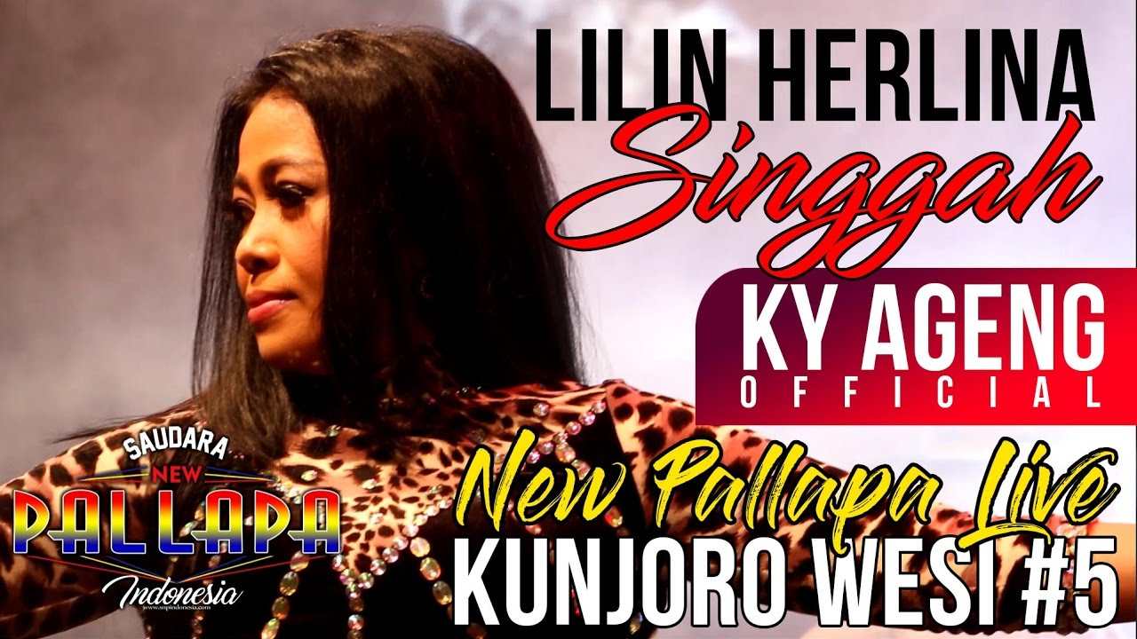 Download Lagu Lilin Herlina - Singgah - OM New Pallapa Mp3