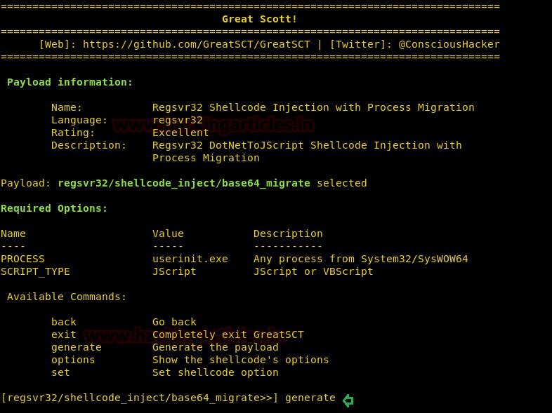 GreatSct – An Application Whitelist Bypass Tool | Hack News