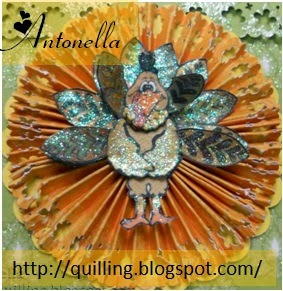 Free Rosette Turkey Pattern