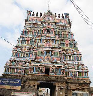 Swetharanyeswarar Temple Thiruvenkadu Tamilnadu