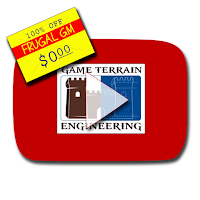 Free GM Resource: Game Terrain engineering YouTube Channel