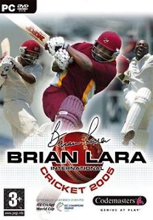 Brian Lara Cricket 2005 PC Game