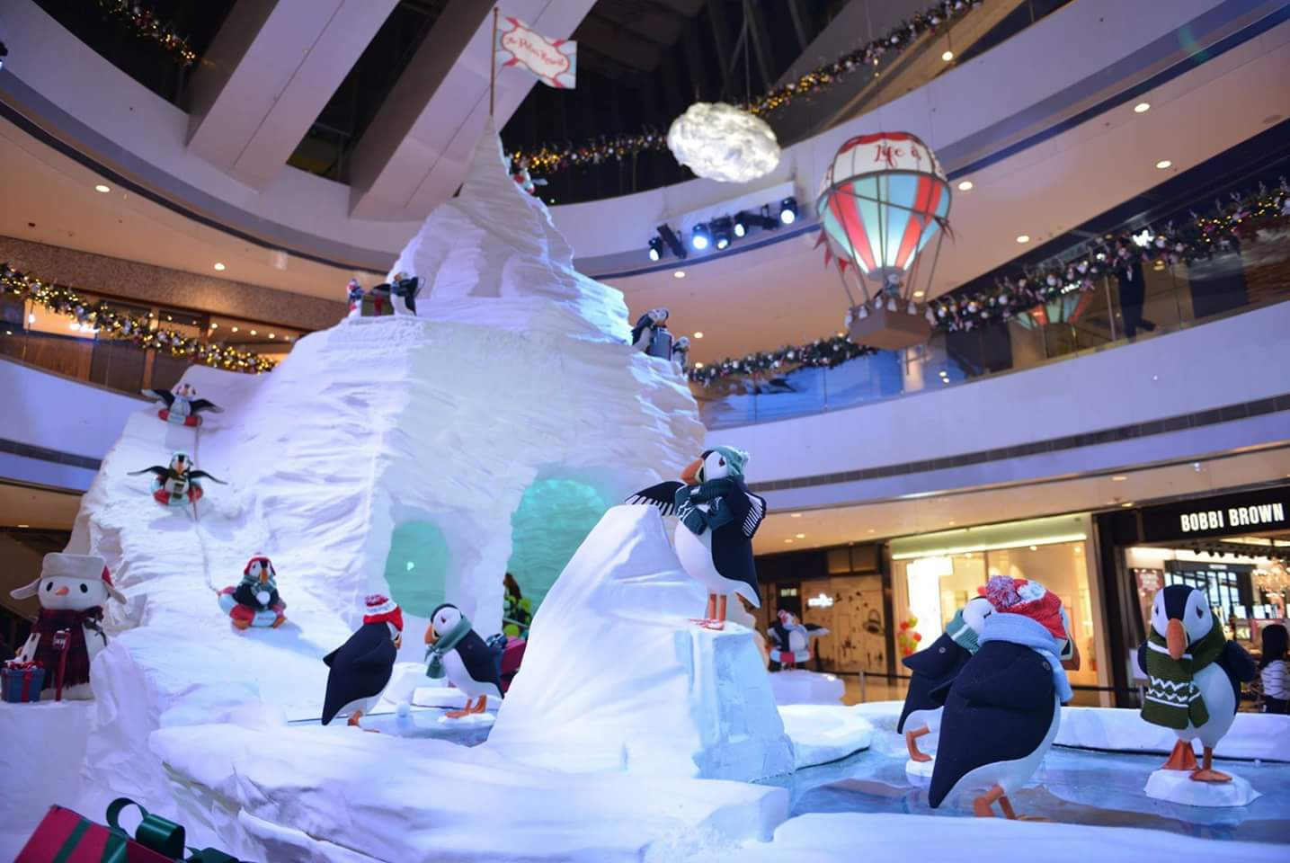 Polar Resort at IFC Mall