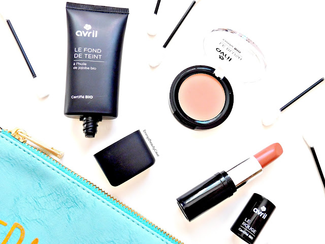 Eco Natural Products Avril Makeup Review