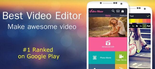 VideoShow Pro - Video Editor v8.6.0rc Cracked APK [Latest]
