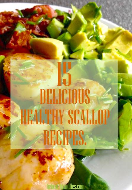 15 Delicious Healthy Scallop Recipes.