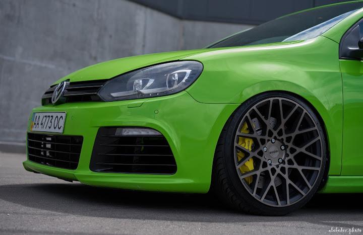 green Golf 6R #nothing_extra Rotiform BLQ