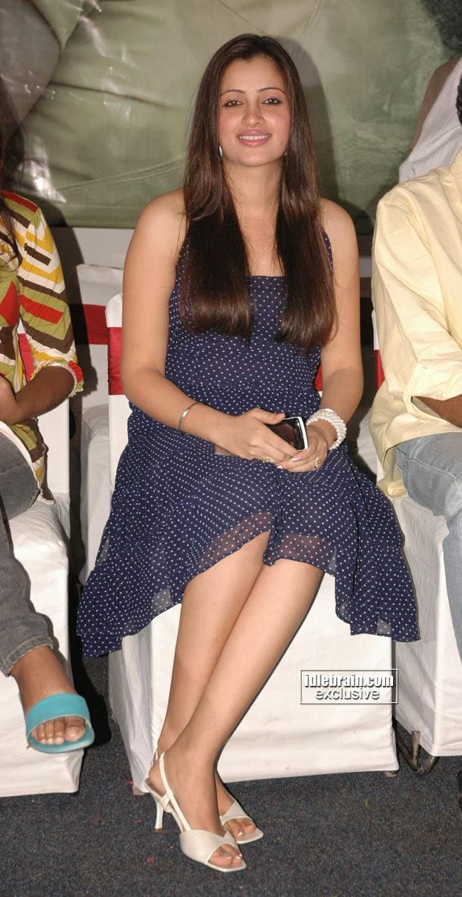 Indian Garam Masala Actress Navaneet Kaur Sexy Feet