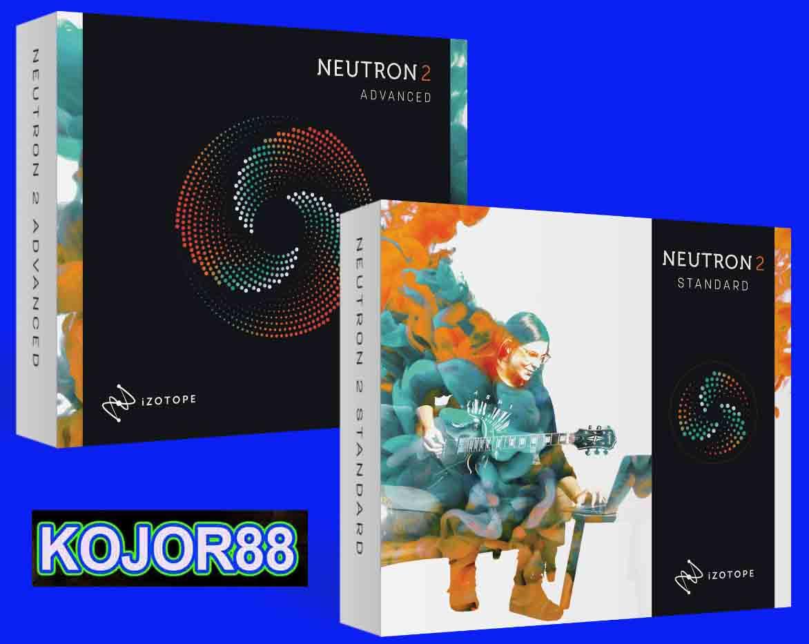 izotope neutron 2 advanced скачать