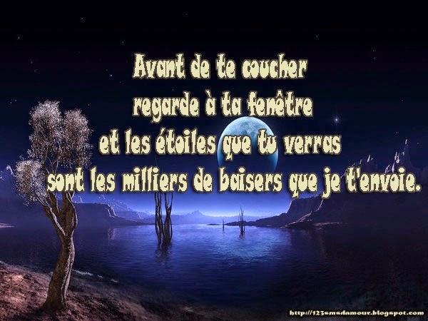 Poème Amour Poésie Et Citations 2019 Sms Damour Bonne Nuit