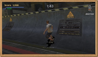 Tony Hawk's Pro Skater 3 PC Games Gameplay