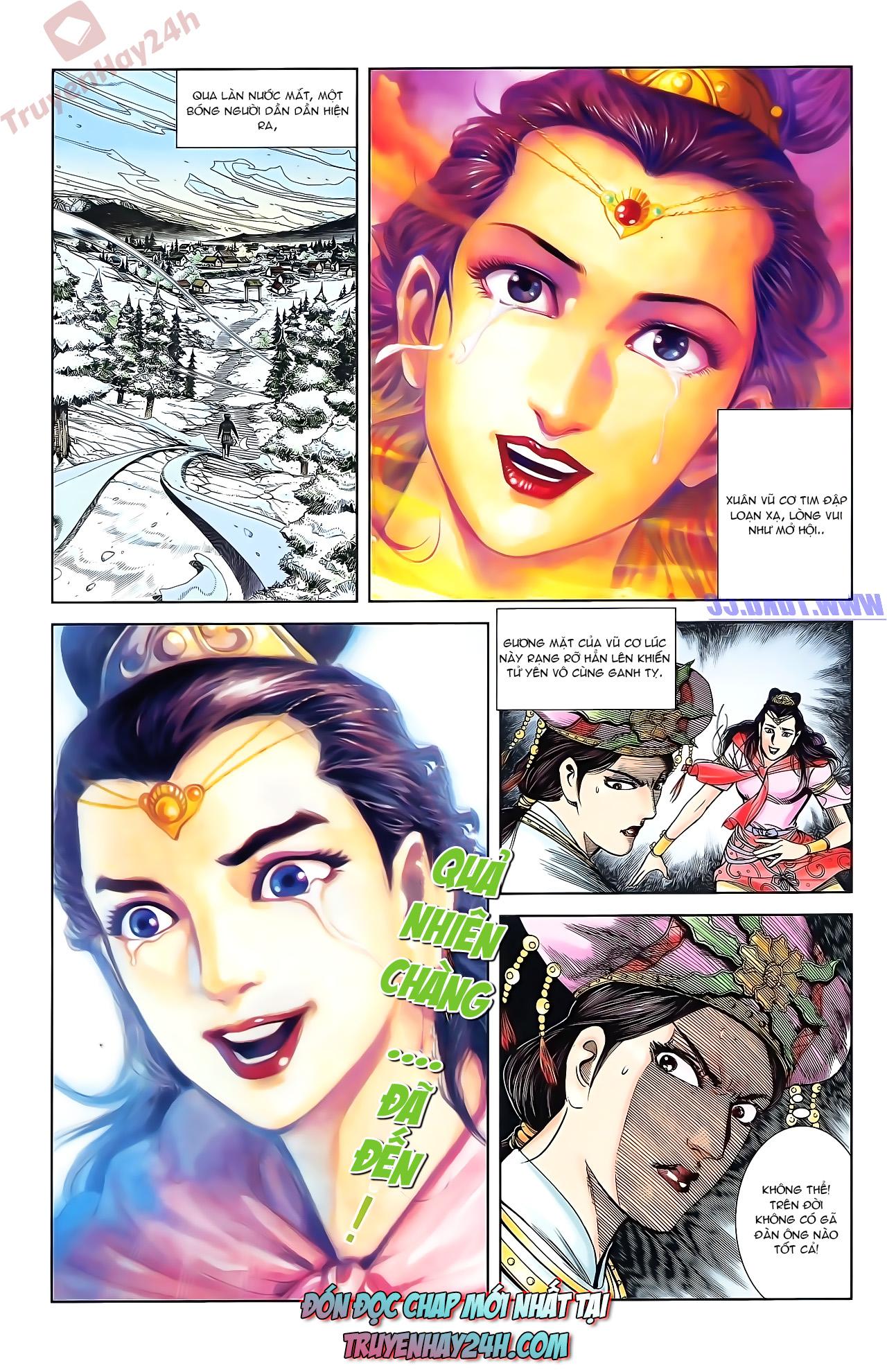 Tần Vương Doanh Chính chapter 51 trang 30